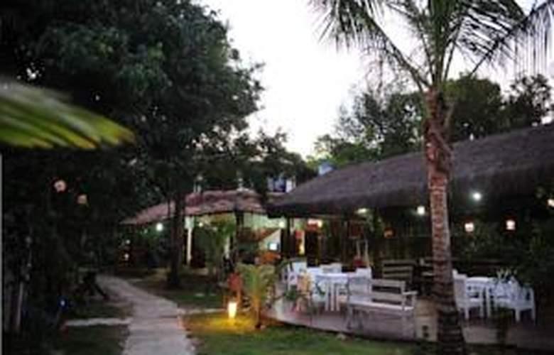 Pousada Aldeia Do Sol - Restaurant - 35
