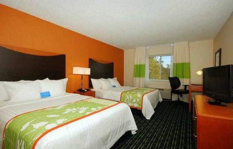 Fairfield Inn & Suites Canton - Hotel - 6