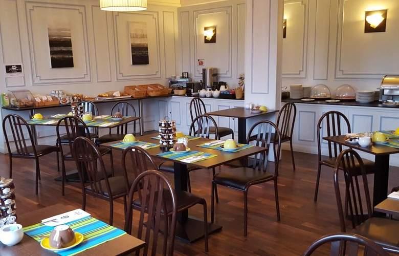 Grand Hotel Tours - Restaurant - 3