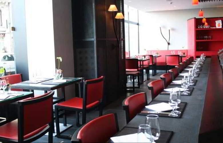 Lausanne Palace - Restaurant - 13