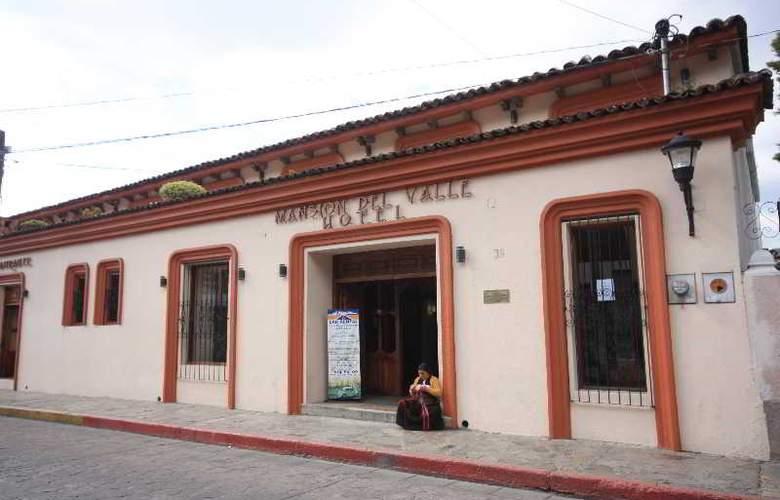 Mansion del Valle - Hotel - 0