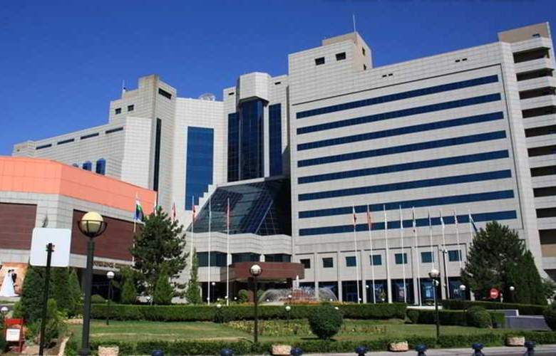 Intercontinental Tashkent - Hotel - 1