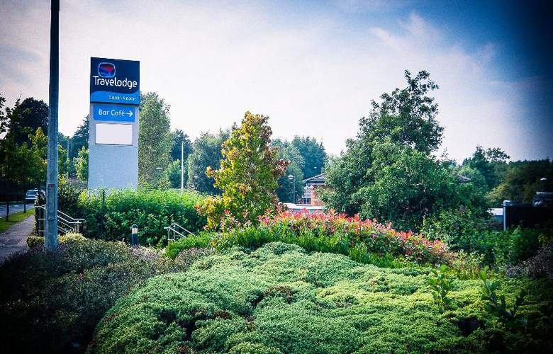 Travelodge Dublin Airport North Swords - Hotel - 11