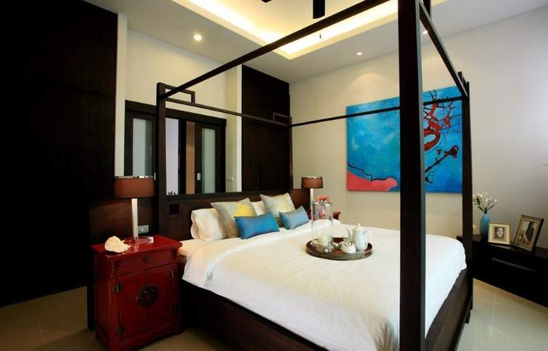 Two Villas Holiday Onyx Style, Naiharn Beach - Room - 1
