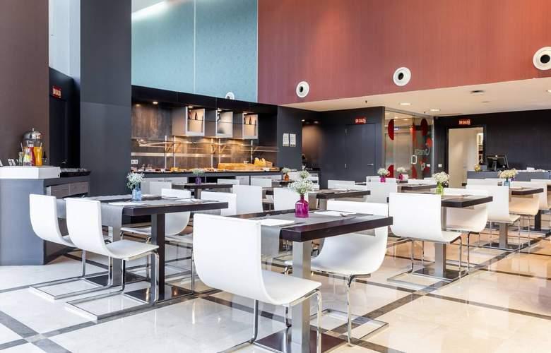 Ilunion Aqua 4 - Restaurant - 12