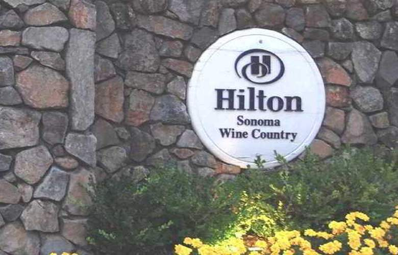 Hilton Sonoma Wine Country - General - 2