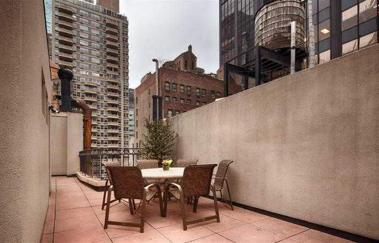 Best Western Plus Hospitality House - Apartments - Hotel - 60