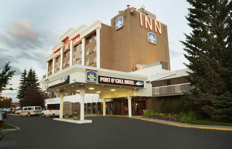 Best Western Port O'Call Hotel Calgary - Hotel - 92