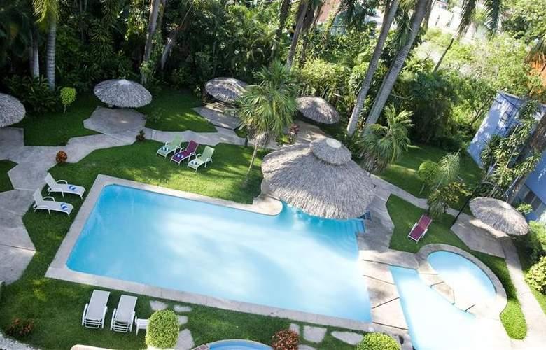 Best Western Maya Palenque - Pool - 19