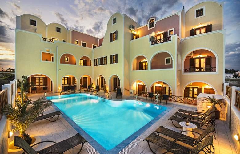 Astir Thira Hotel - Hotel - 1