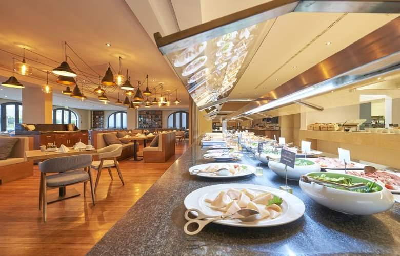 Cascade Wellness & Lifestyle Resort - Restaurant - 21