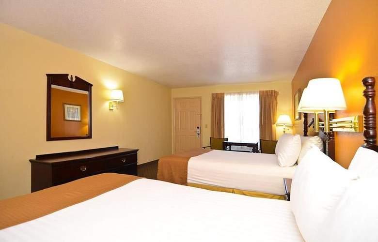 Best Western Royal Inn - Room - 10