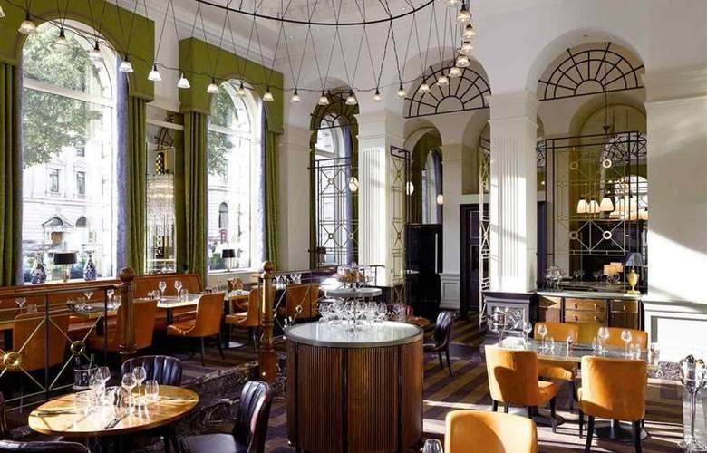 Sofitel London St James - Restaurant - 89