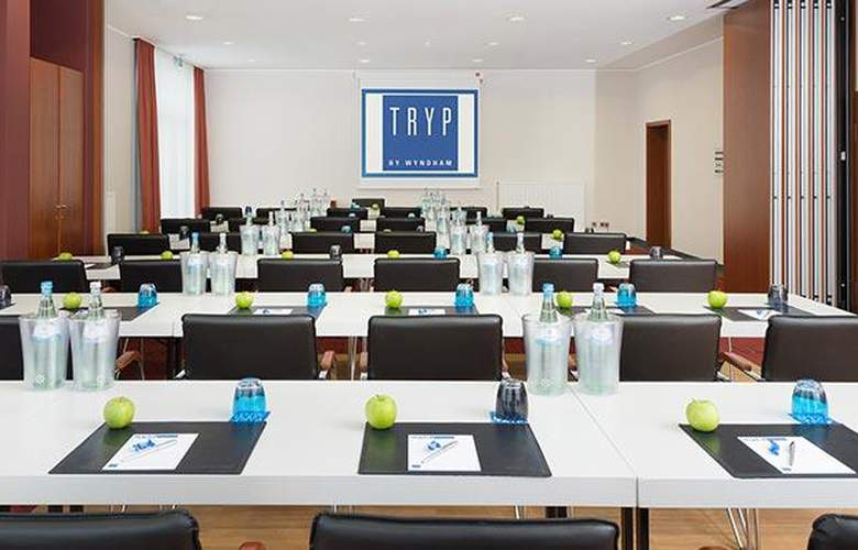 Tryp Münster Kongresshotel - Conference - 23