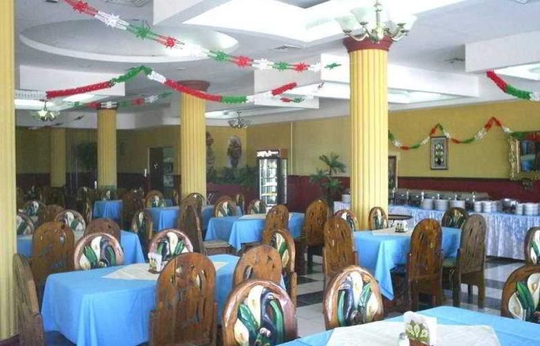 Dona Juana Cecilia Miramar - Restaurant - 1