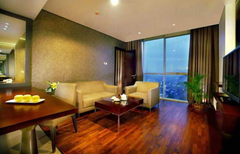Aston Imperium Purwokerto Hotel & Convention Center - Room - 4