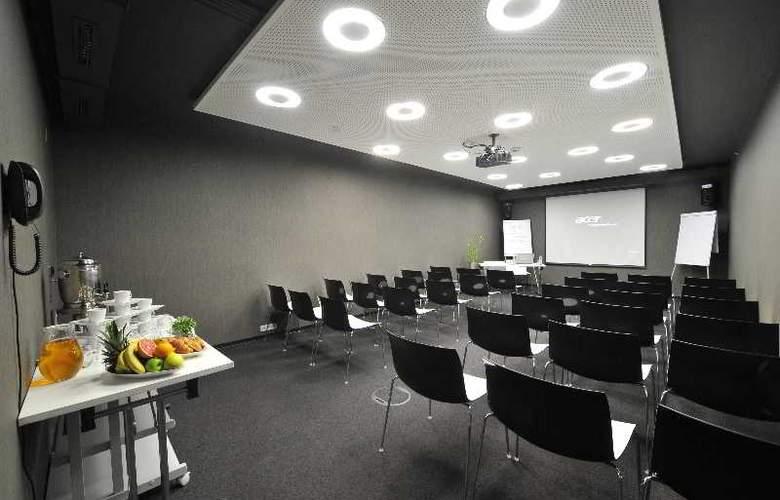 Design Metropol Hotel Prague - Conference - 9
