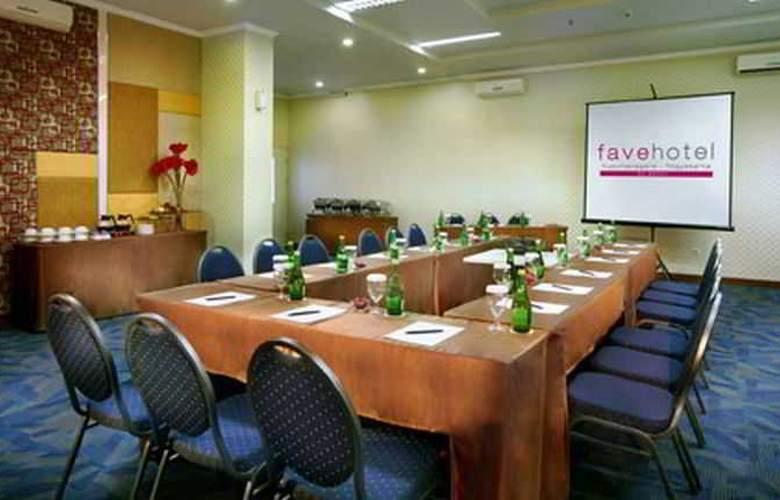 Favehotel Kusumanegara - Conference - 13