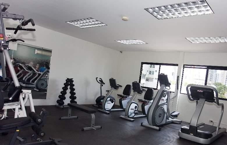 Coral Suites Apart Hotel - Sport - 11