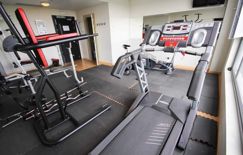 Vértice Roomspace Madrid - Sport - 4