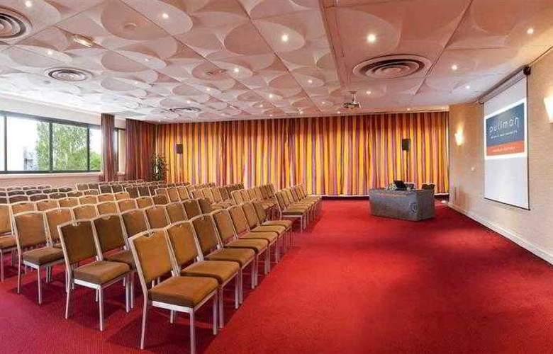 Pullman Bordeaux Lac - Hotel - 2