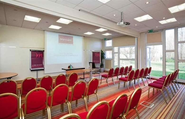 Mercure Paris Sud Les Ulis-Courtaboeuf - Conference - 21