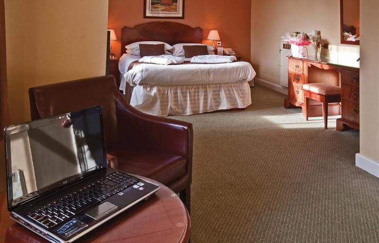 Best Western Park Hall - Room - 220