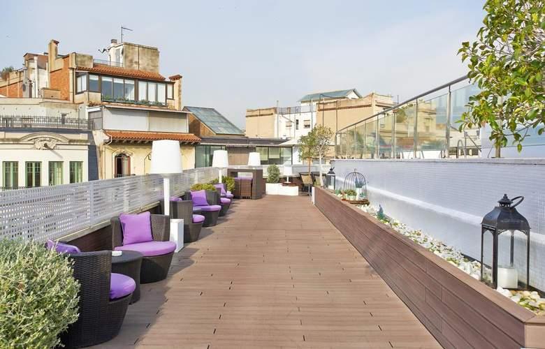 NH Collection Barcelona Pódium - Terrace - 16