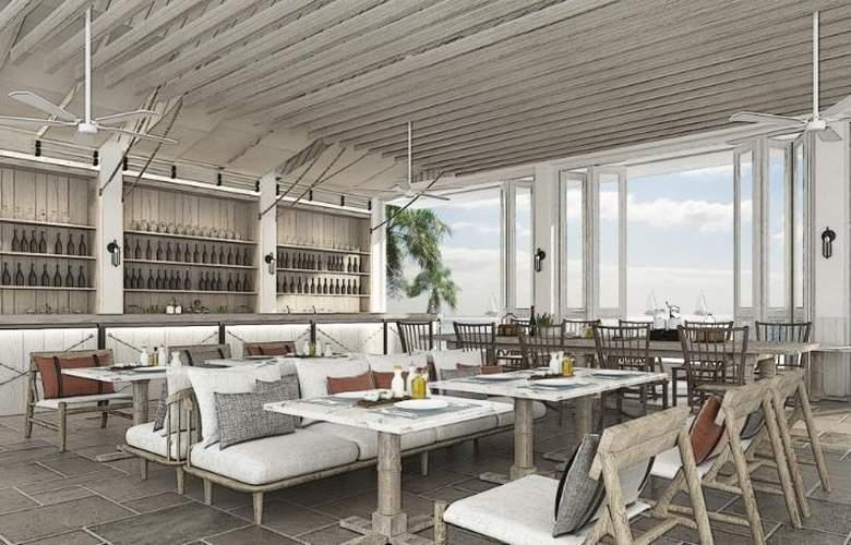Celes Beachfront Resort - Restaurant - 3
