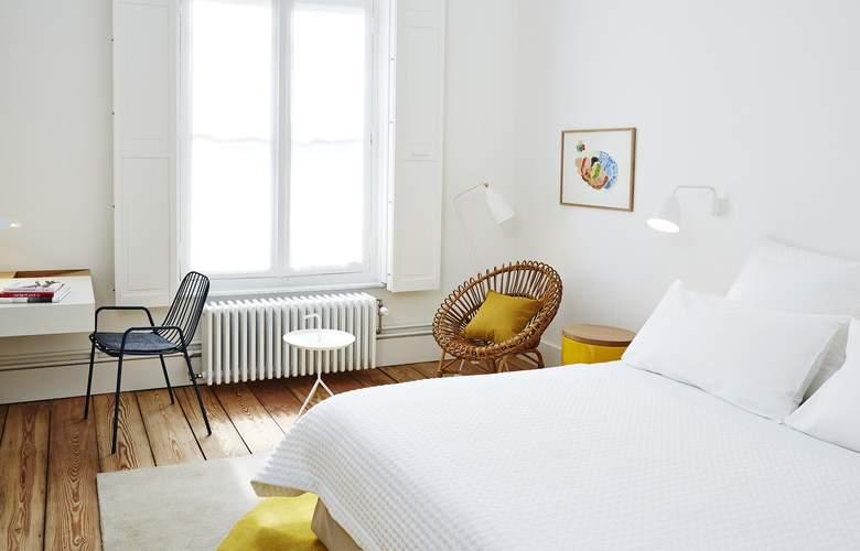 Hotel des Galeries - Room - 3