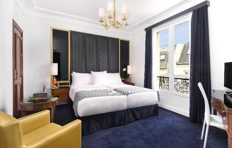 Meliá París Champs Elysées - Room - 2