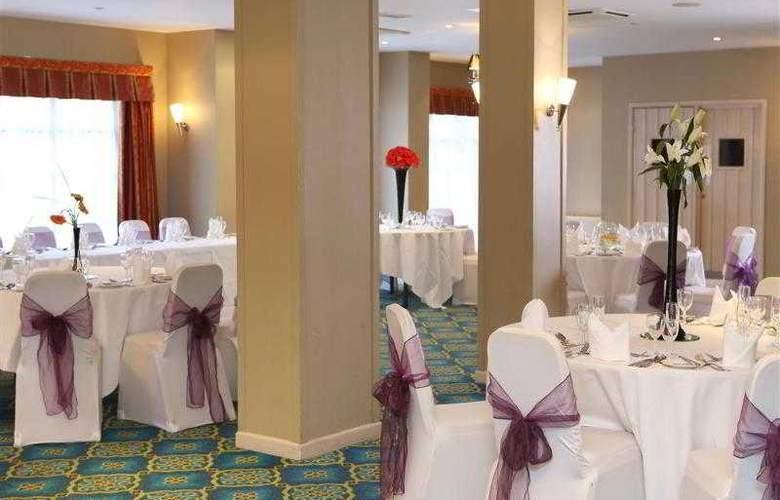 Best Western Barons Court Hotel - Hotel - 35