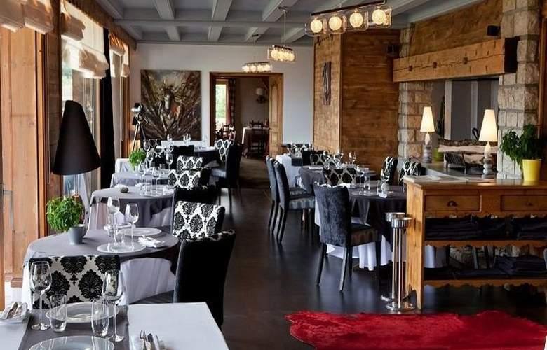 Les Roches Fleuries - Restaurant - 4