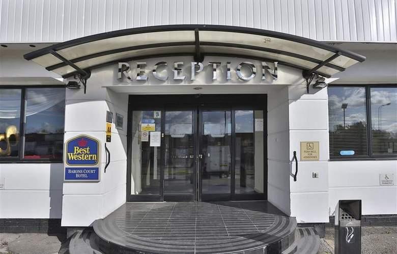 Best Western Barons Court Hotel - Hotel - 45