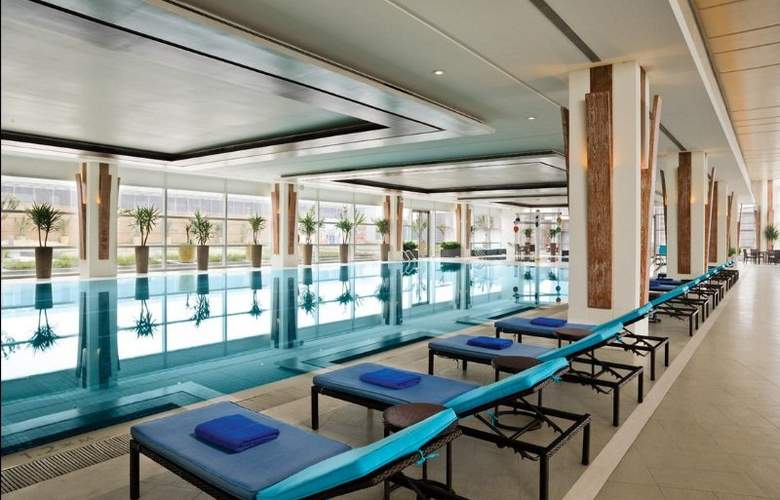Kerry Hotel Pudong - Pool - 4