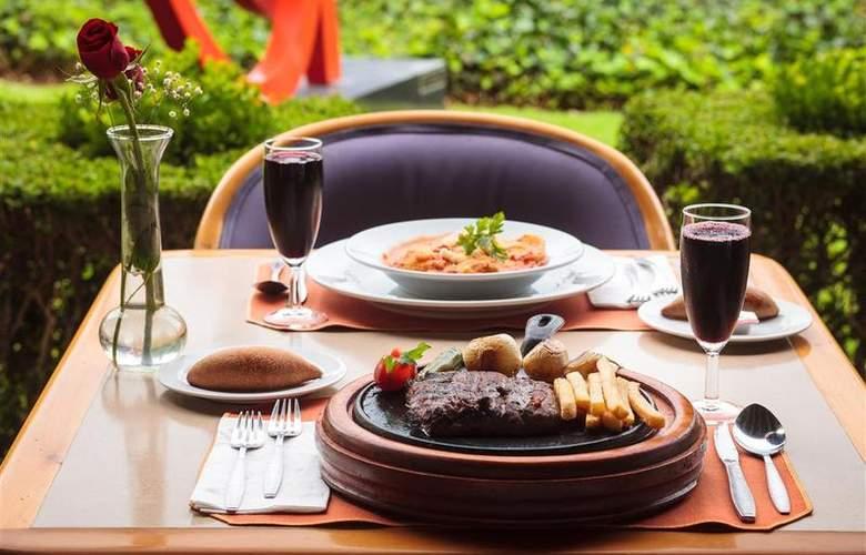 Best Western Plus Gran Morelia - Restaurant - 213