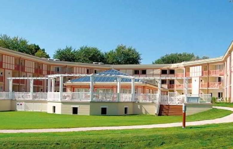 Residence les Jardins de la cote Opale - Hotel - 5