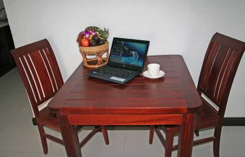 Jomtien Plaza Residence Pattaya - Room - 8