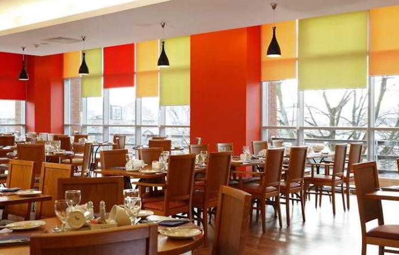 Jurys Inn Sheffield - Restaurant - 12