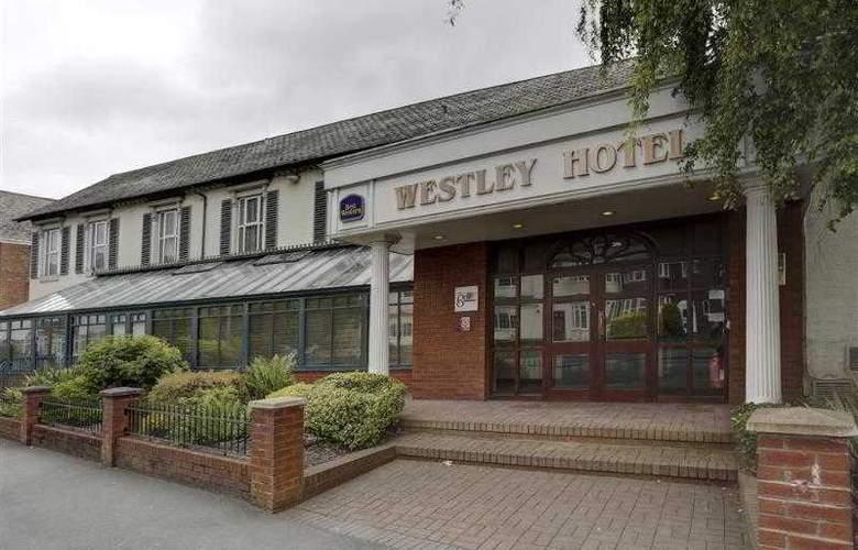 Best Western Westley - Hotel - 40