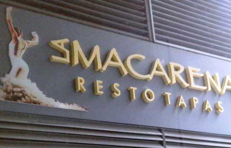 Monserrat Apart Hotel - Restaurant - 26