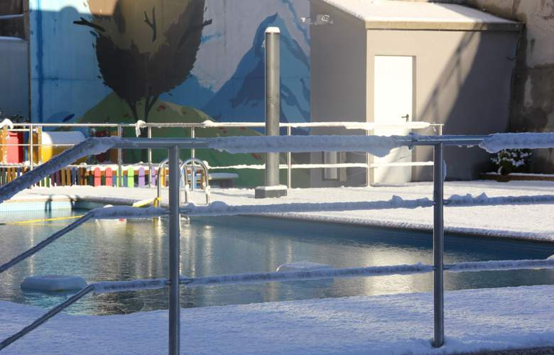 Jacetania Aparthotel & Spa - Pool - 23