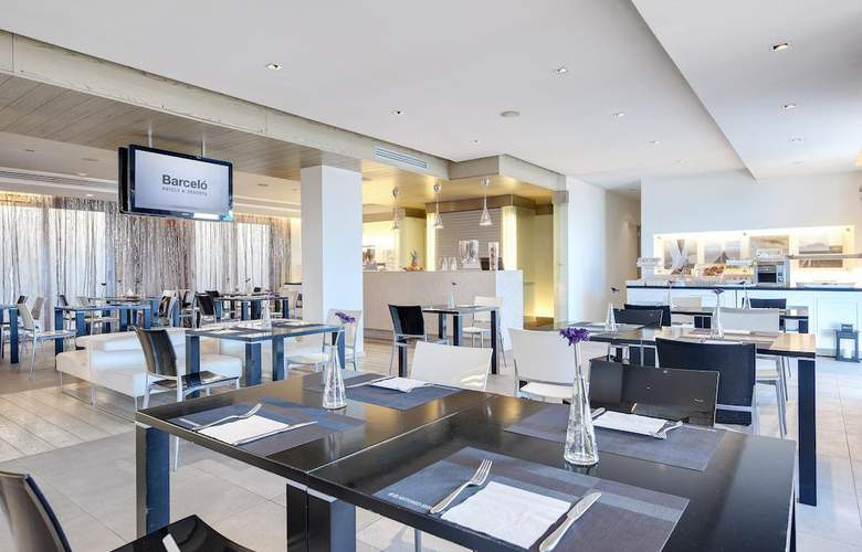 Aran Blu - Restaurant - 11