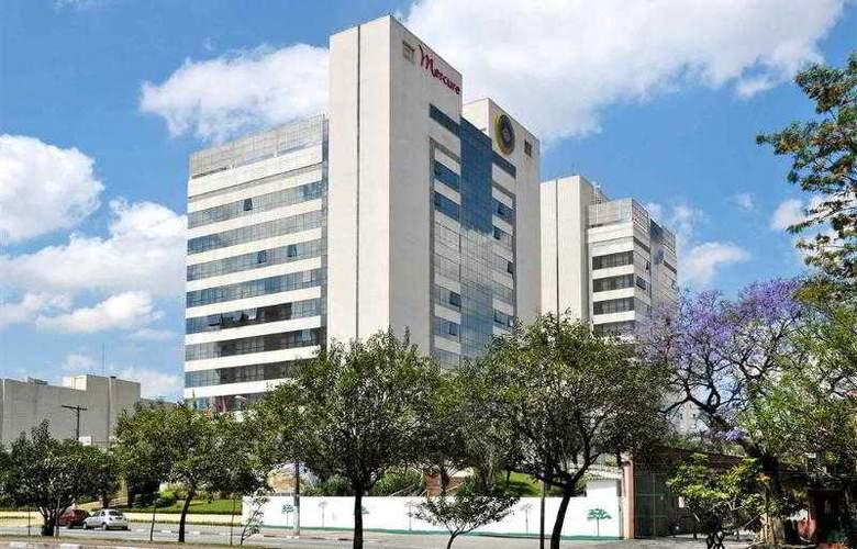 Mercure Sao Paulo Nortel Hotel - Hotel - 0