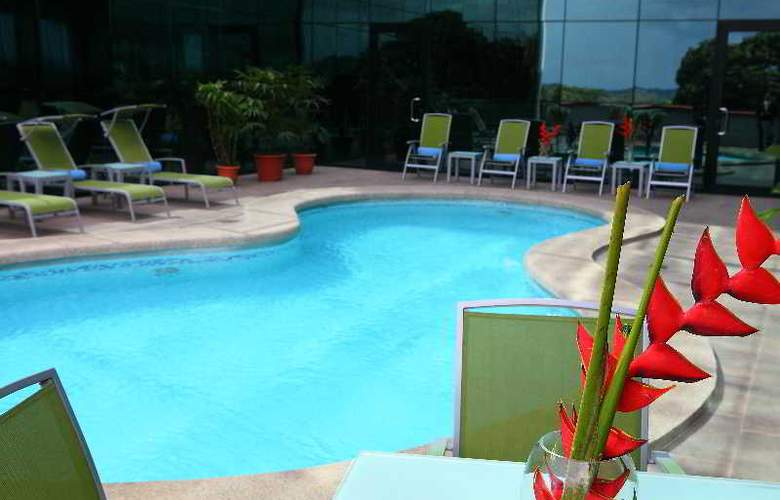 Ciudad de David Hotel & Bussiness - Pool - 8