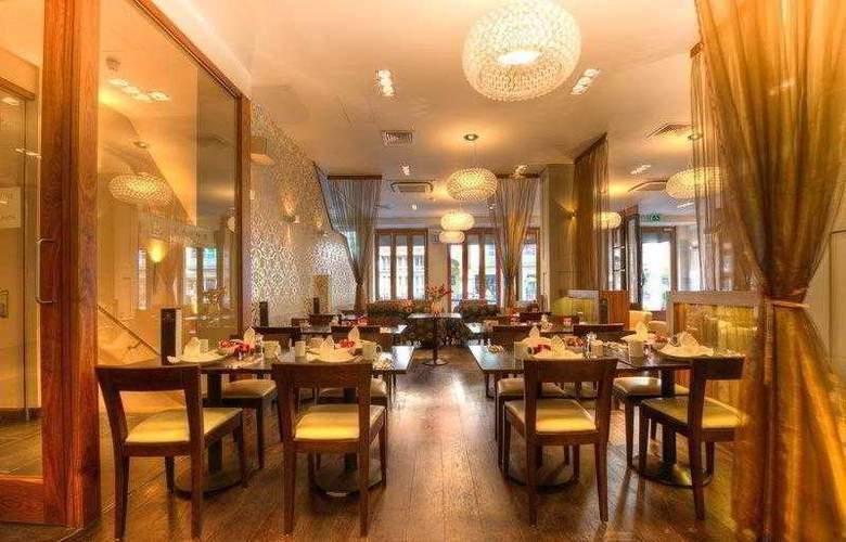 Best Western Maitrise - Restaurant - 4