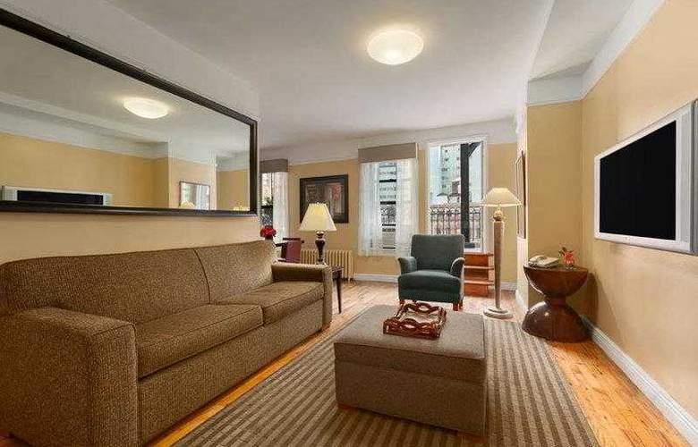 Best Western Plus Hospitality House - Apartments - Hotel - 37