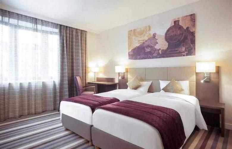 Mercure Brussels Centre Midi - Hotel - 58