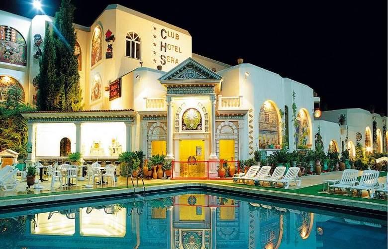 Club Hotel Sera - Hotel - 12