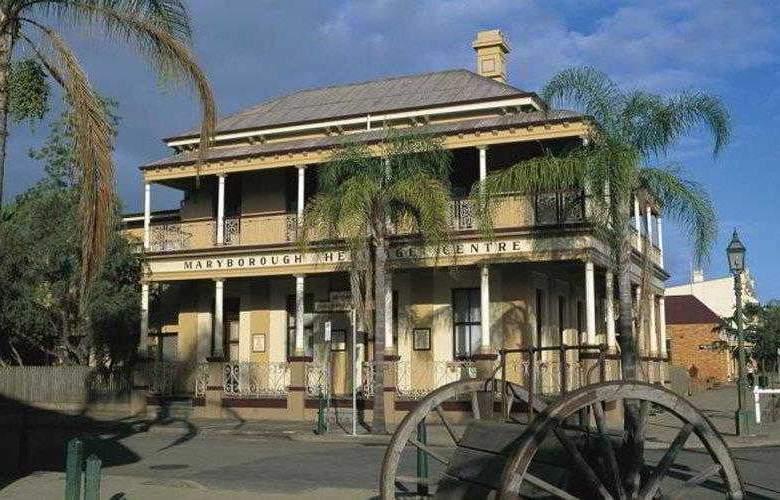 BEST WESTERN Kimba Lodge Motel - Hotel - 17